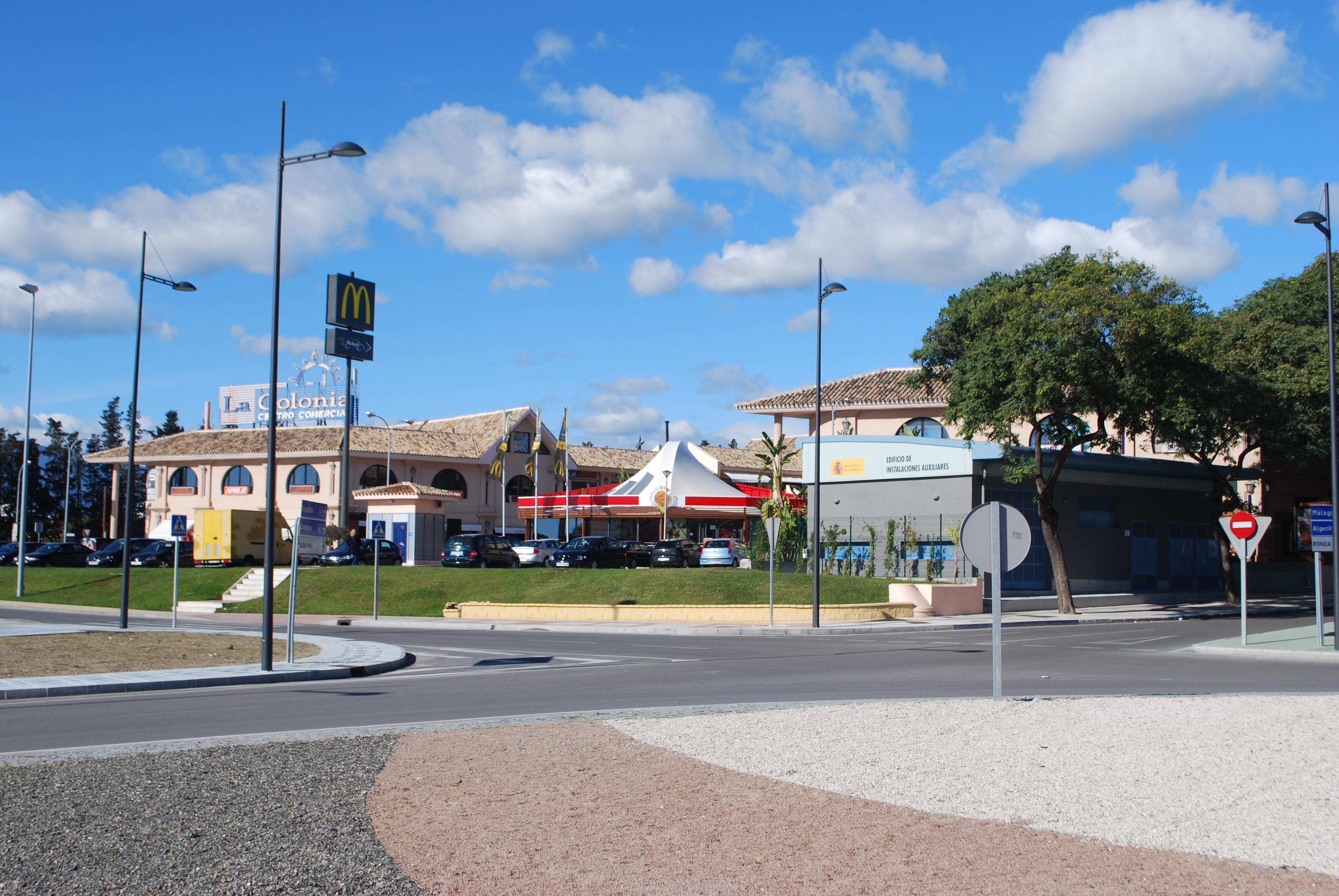 Centro Comercial La Colonia